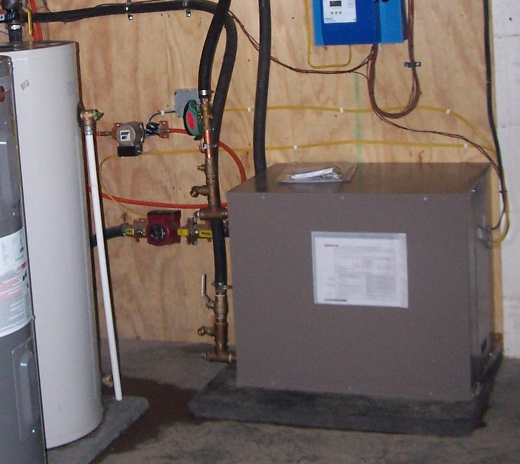 Buffer Tanks And Outdoor Reset For Hydronic Geothermal